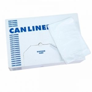 Non Specific Disposable Poly-Liner Bag- Clear (200/case)