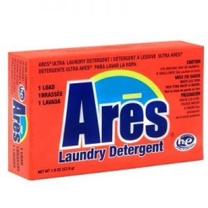 ARES he POWDERED DETERGENT (154)