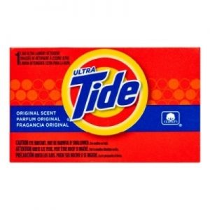 ULTRA TIDE Coin Vend Single Use Detergent (156)