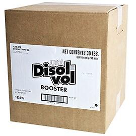 DISOLVOL 30 lbs BULK