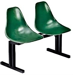 CMD-2 2 SEAT WITH BASE