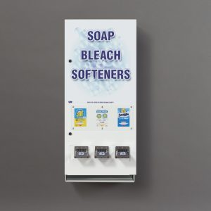 #394 SOAP VENDER