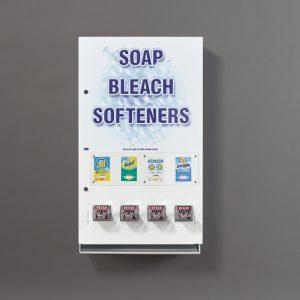#494 SOAP VENDER