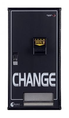 MC200 Changer w/ Pyramid or Coinco Acceptor