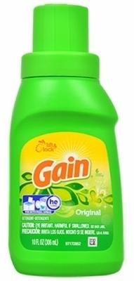GAIN 10 OZ 12/cs 6 loads