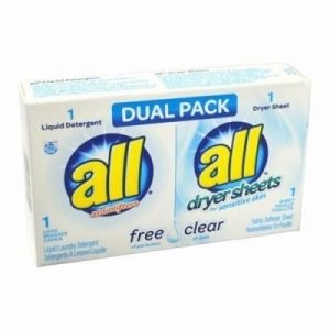 ALL free clear DUAL PACK Coin-Vend (100)