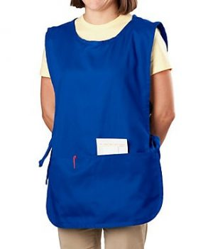APRON BLUE COBBLER STYLE - ONE SIZE FITS ALL