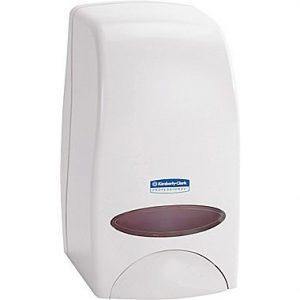 PROFESSIONAL SKIN CARE SOAP WHITE DISP. W/ 2 BOTTLES FOAM CLEANSER