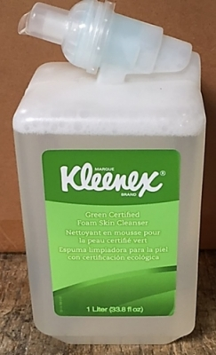 Unscented Foam Hand Cleanser - 1 Liter