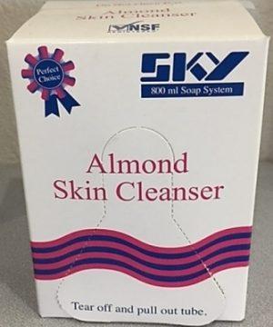 Almond Skin Cleanser 800 ml Box