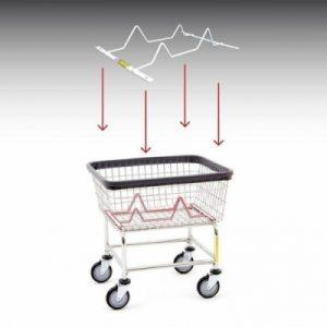 Laundry Cart Child Basket Inhibitor