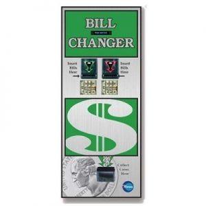 BC-1600RL Rowe Changer w/ Hi-Vis Bill Recycler (16001002)