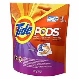 TIDE PODS SPRING MEADOW 16 COUNT / 6 CASE