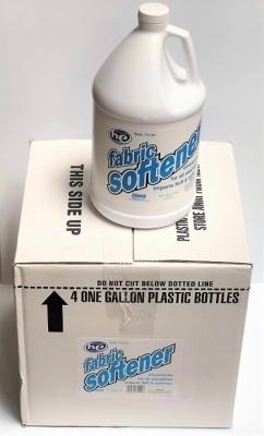 Fabric Softener 4 / 1 Gallon