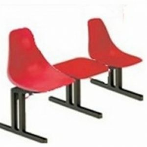 CMD-3T 2 Seat Unit With 1 Table