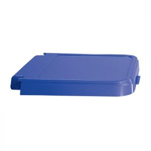 ABS Crack Resistant Replacement Lid- Blue