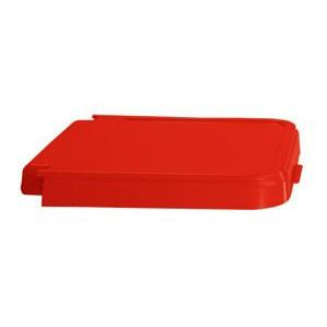 ABS Crack Resistant Replacement Lid- Red