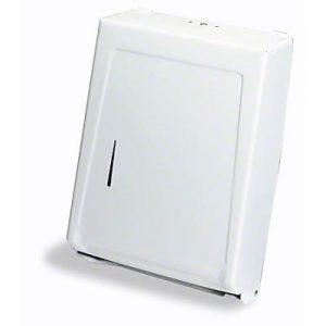 210 MULTI FOLD PAPER TOWEL DISPENSER WHITE