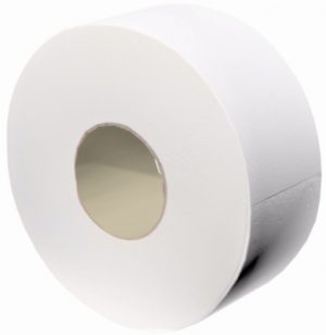"""JUMBO 9"""" ROLL TISSUE 2PLY RECYCLED"""