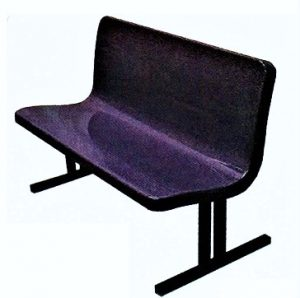 """BFD-48 Contoured Bench 48"""""""