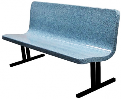 """BFD-72 Contoured Bench 72"""""""