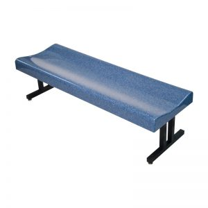 """BFS-60 Contoured Backless Bench 60"""""""
