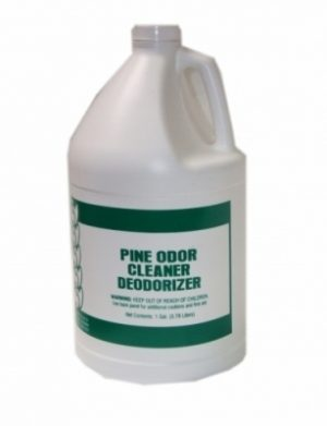 CASE PINE ODOR CLEANER 4 GALLON / CASE
