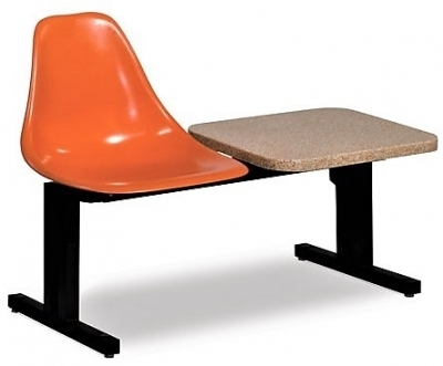 CMD-2T 1 Seat Unit With 1 Table
