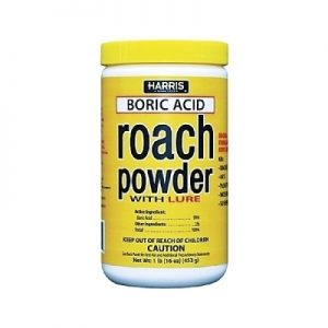 ROACH POWDER 16oz Canister-ROACH PRUFE REPLACEMENT