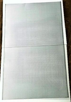 """LINT SCREEN ONLY DEXTER STACKED 17"""" X 29"""""""