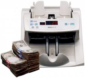 MAG II CURRENCY COUNTER