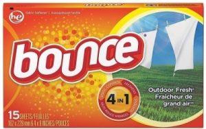 BOUNCE 15 SHEETS/15 CASE