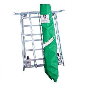 UPS/FEDEX-ABLE BASKET TRUCK - 8 BUSHEL (SPECIFY COLOR AND CASTER PATTERN)