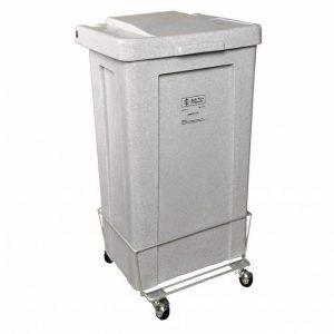 3 Bushel Poly Laundry Hamper