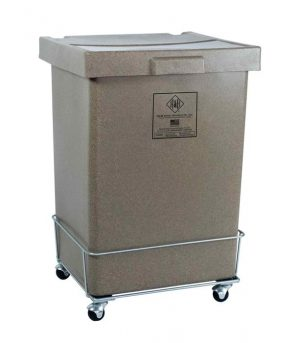 4 1/2 Bushel Poly Laundry Hamper