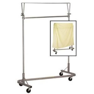 Cover & Folding Support Frame for 735 Stack-Rack (specify cover color)
