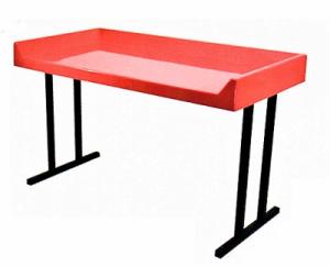"""24"""" x 72"""" Fiberglass Table"""
