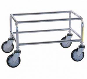 Large Round Tubular Base* (for 200 series carts)