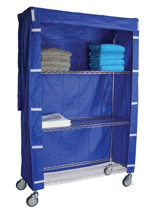 Linen Cart Nylon Cover 24x60x72 (specify color)