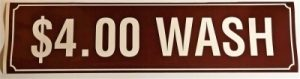 4.00 WASH DECAL (BROWN)
