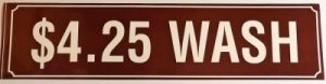 4.25 WASH DECAL (BROWN)