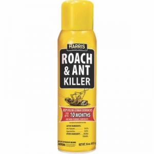 HARRIS ROACH KILLER 16oz Spray-ROACH PRUFE REPLACEMENT