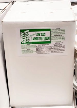 SUDSY UNSCENTED DETERGENT (Ground Ship) 40 lb BOX