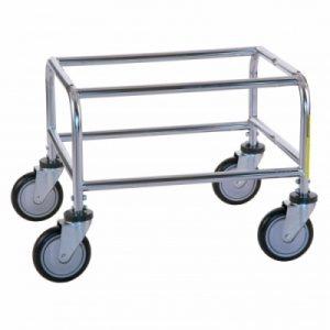 Standard Round Tubular Base*  (for 100 series carts)